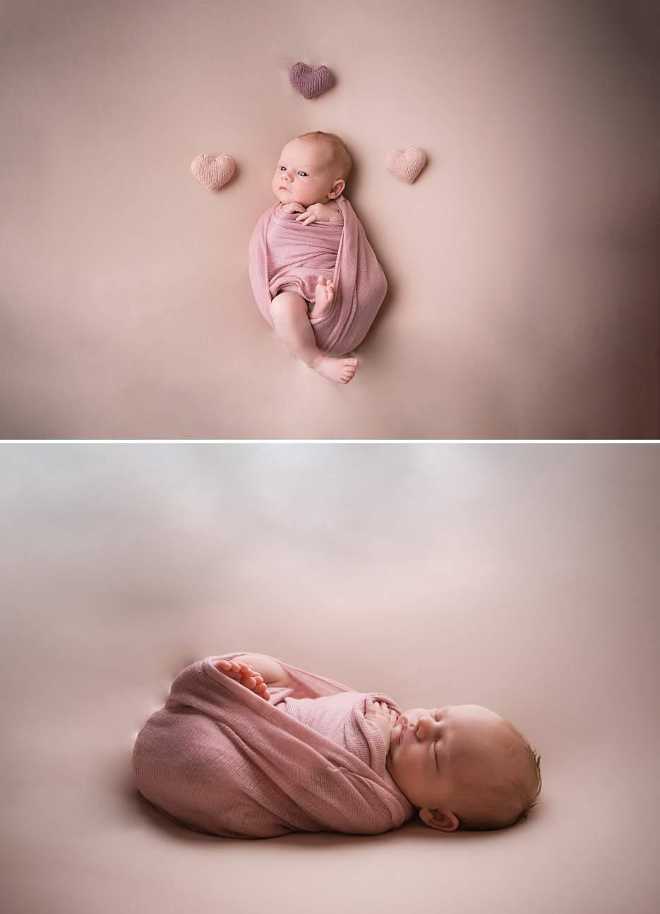 Zauberhafte Babyfotos