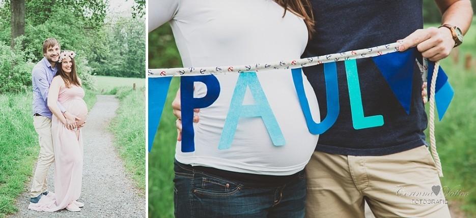 Schwangerschaftsfotografie Duesseldorf