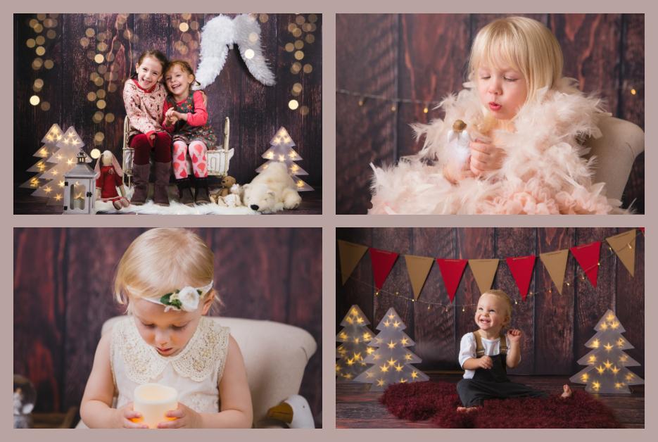Weihnachtsshooting Weihnachtsfotos