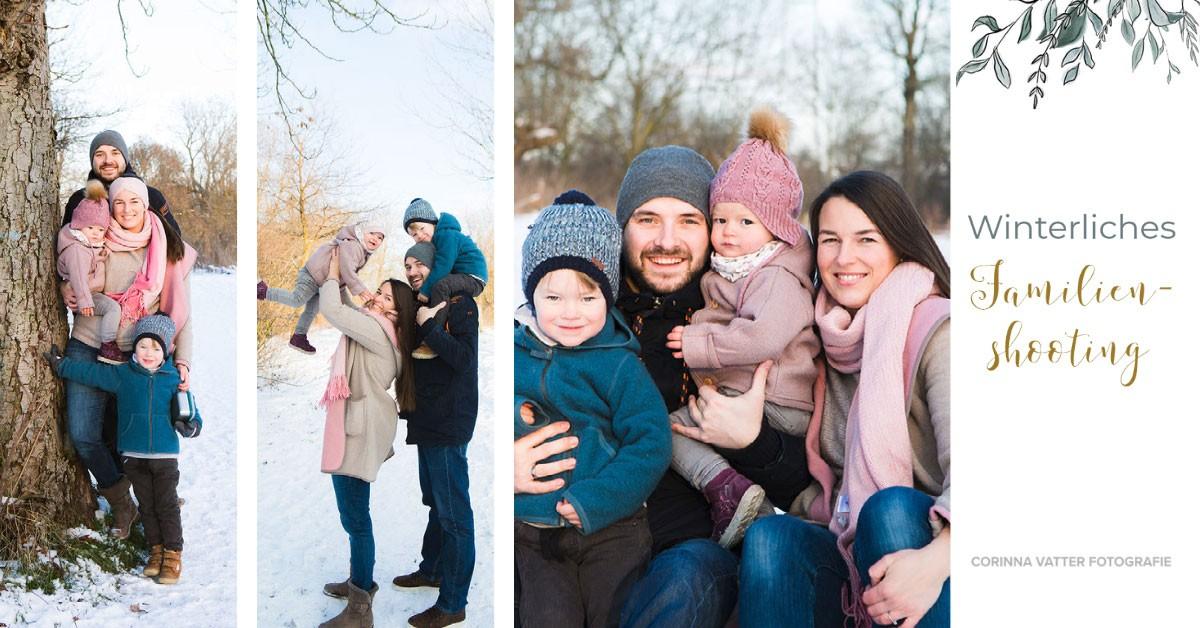 Familienfotoshooting NRW