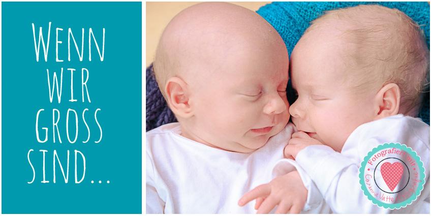 Zwillinge Geschwisterfotos Familienfotografie