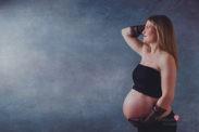 Schwangerschaftsfotografie-Studio