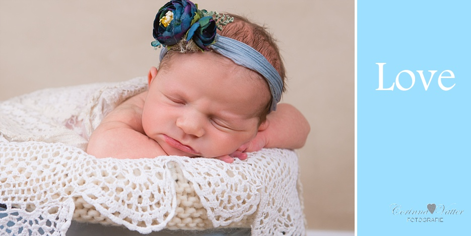 Neugeborenenfotografie aus Essen