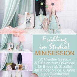 Minisession Frühling